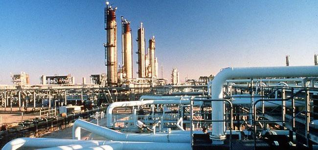 Gas Plant - Santos