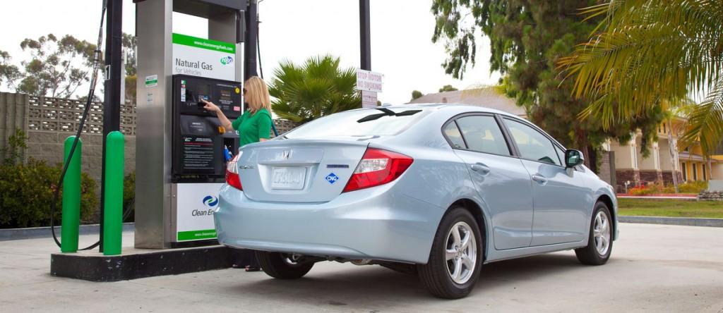 Natural Gas Vehicles NGV