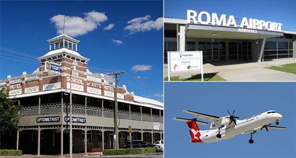 Roma, Maranoa, Queensland
