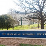 Australian National University ANU Canberra image