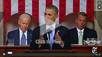 Obama Address SOTU 2014 - Natural Gas