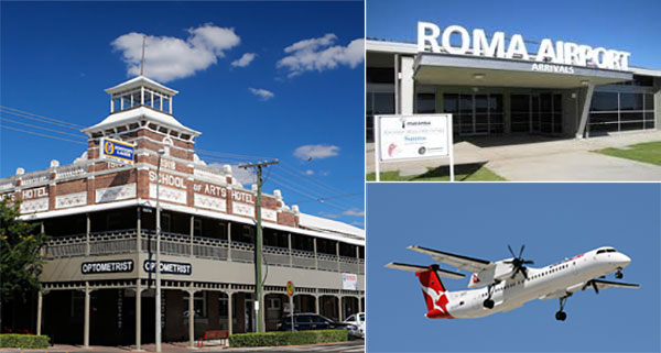 Roma, Maranoa, Queensland