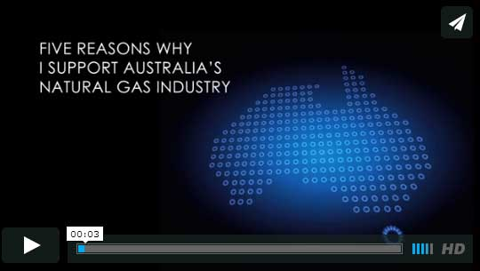 Five reason why I support Australia's natural gas industry