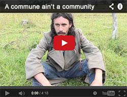 NSW Natural Gas Supply - Bentley Blockade Protester Video