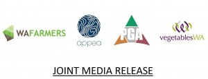 Joint media release